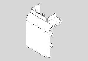 ggk contour de porte plinthe pvc h tre 20x70 mm droite sur moulure 15 x 50 distriartisan. Black Bedroom Furniture Sets. Home Design Ideas