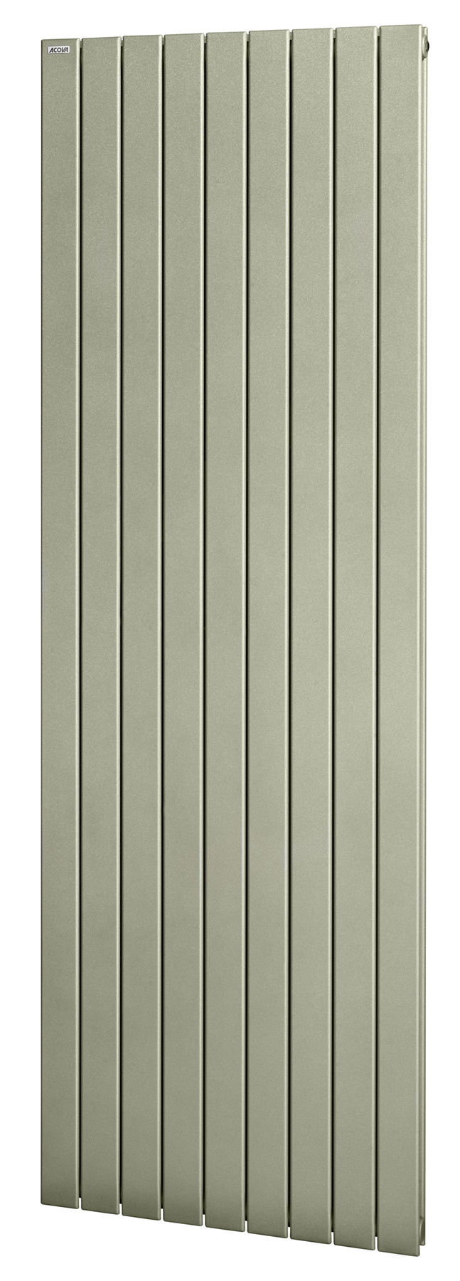 acova radiateur chauffage central fassane stock vertical. Black Bedroom Furniture Sets. Home Design Ideas