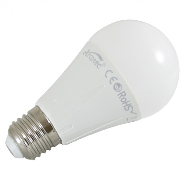 ampoule led e27 10 watt eq 60 watt couleur eclairage blanc froid distriartisan. Black Bedroom Furniture Sets. Home Design Ideas
