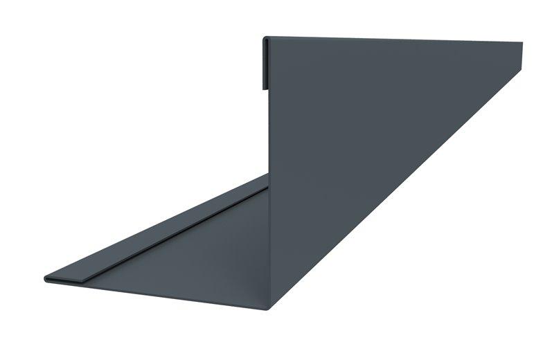 joris ide raccord d 39 angle ext rieur pour t les acier en bardage couleur au choix distriartisan. Black Bedroom Furniture Sets. Home Design Ideas