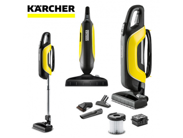 karcher aspirateur balai vc5 premium 500w compact sans sac filtre embout et buses distriartisan. Black Bedroom Furniture Sets. Home Design Ideas