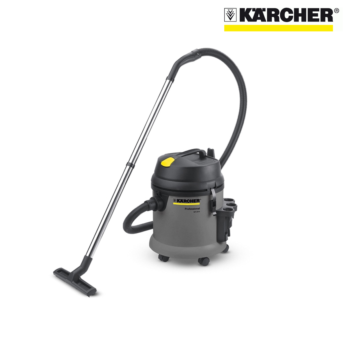 k rcher aspirateur eau et poussi res karcher nt 27 1 distriartisan. Black Bedroom Furniture Sets. Home Design Ideas