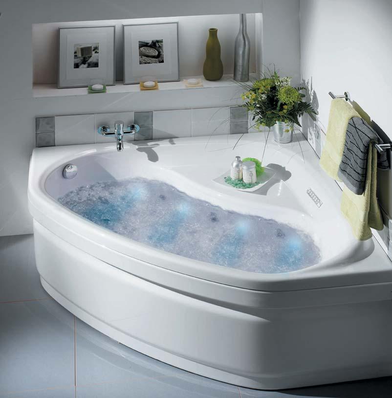 allibert baignoire baln o lucina syst me luxzen 140 x 140 cm distriartisan. Black Bedroom Furniture Sets. Home Design Ideas