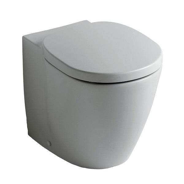 ideal standard cuvette wc connect au sol distriartisan. Black Bedroom Furniture Sets. Home Design Ideas