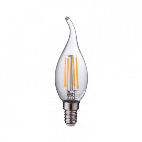 Led Flamme Culot Filament Coup E14 Claire Nityam De Vent Ampoule OiTPukXZ
