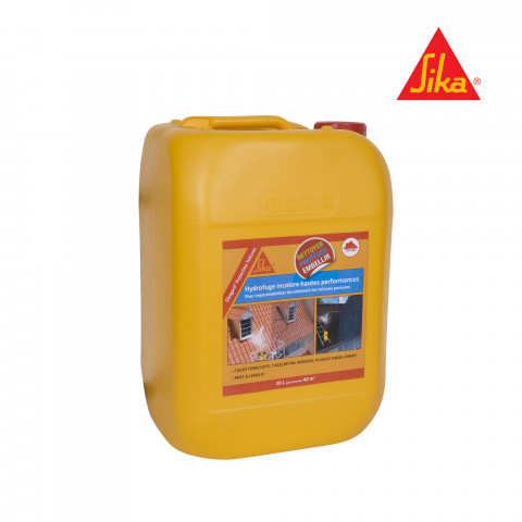 Sika Hydrofuge Gard Protection Toiture 20l Distriartisan