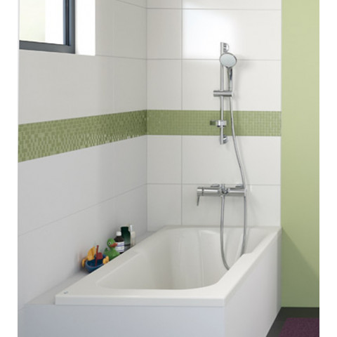 Ideal Standard Baignoire Douche Rectangulaire Kheops 170 X 80 Cm P116801 Distriartisan