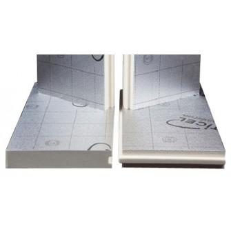 recticel panneau d 39 isolation thermique ext rieur powerwall 1200 x 600 mm paisseur au choix. Black Bedroom Furniture Sets. Home Design Ideas