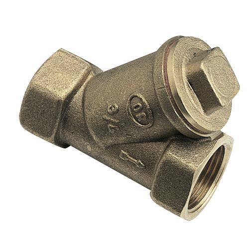 Somatherm filtre en bronze tamis eau air mazout femelle diam tre au choix distriartisan - Filtre a tamis ...
