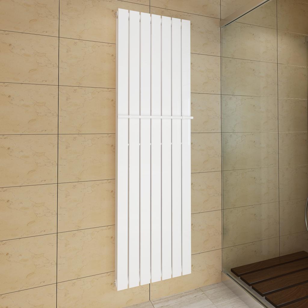 vidaxl vidaxl porte serviette 542mm radiateur panneau blanc double paisseur distriartisan. Black Bedroom Furniture Sets. Home Design Ideas