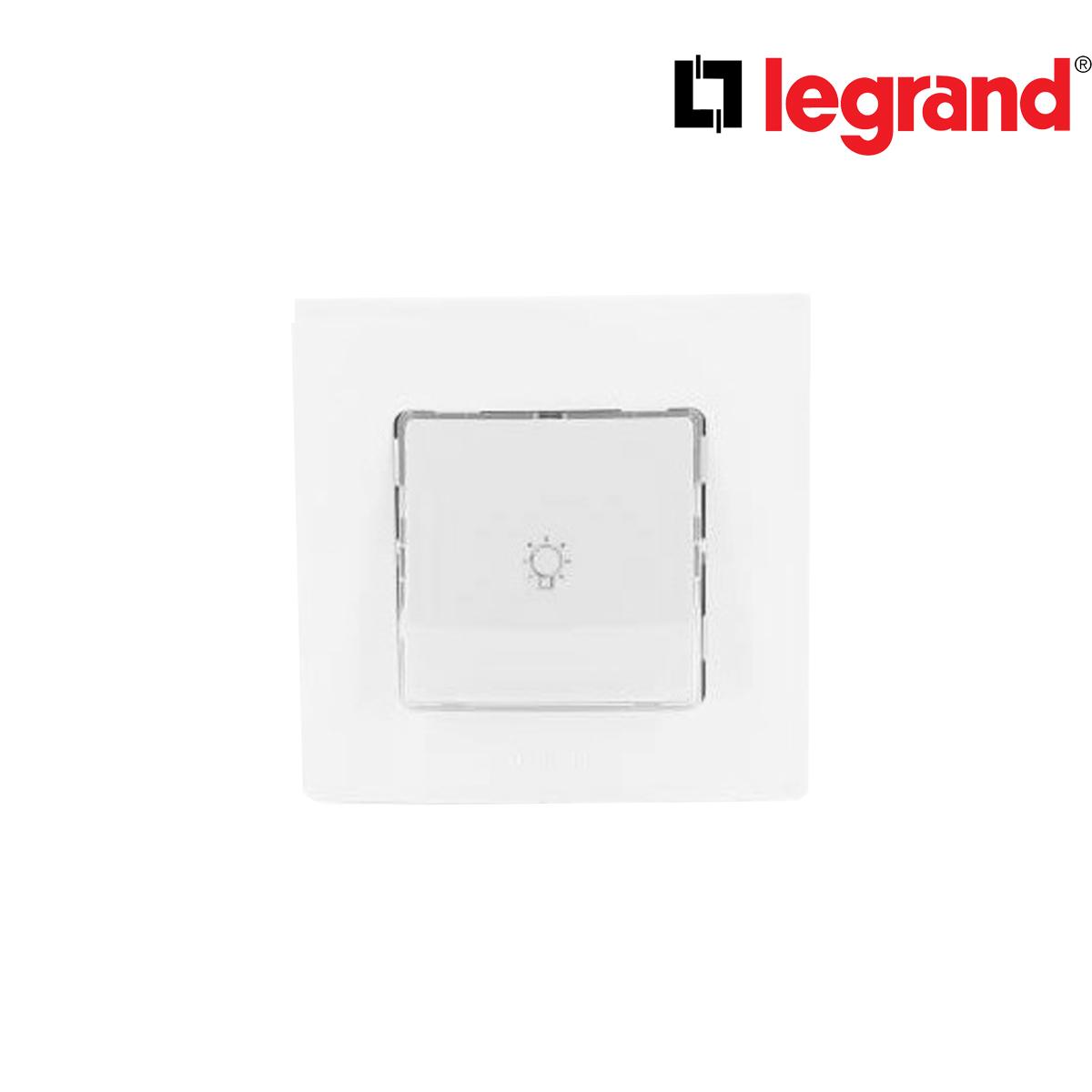 legrand interrupteur poussoir porte tiquette lumineux nilo 664115 distriartisan. Black Bedroom Furniture Sets. Home Design Ideas