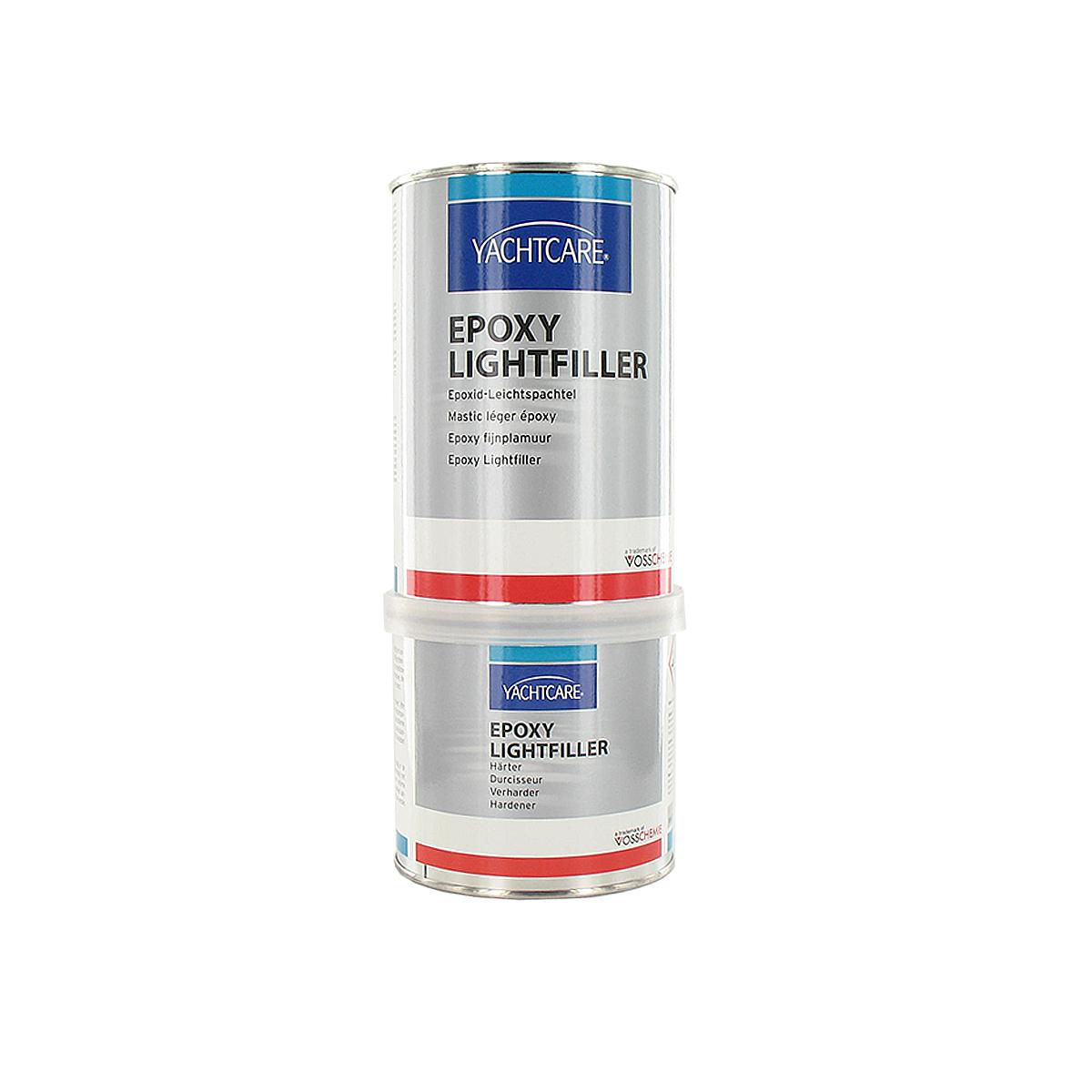 mastic l ger epoxy lightfiller avec durcisseur yachtcare 1 2 kg distriartisan. Black Bedroom Furniture Sets. Home Design Ideas