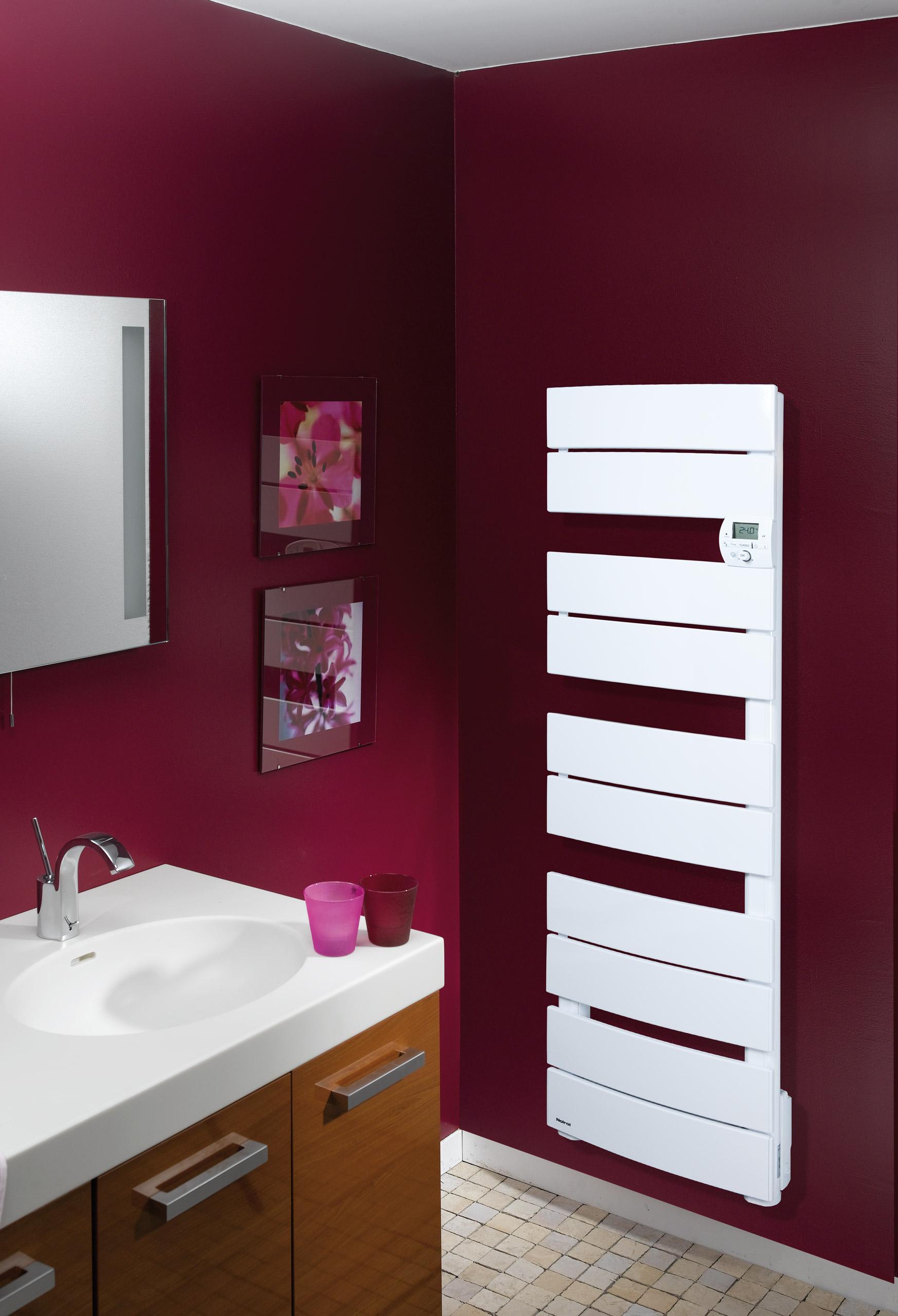 noirot radiateur s che serviettes mono bain 2 largeur. Black Bedroom Furniture Sets. Home Design Ideas