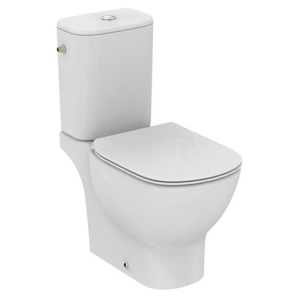 ideal standard pack cuvette wc au sol t si technologie aquablade abattant frein de chute. Black Bedroom Furniture Sets. Home Design Ideas