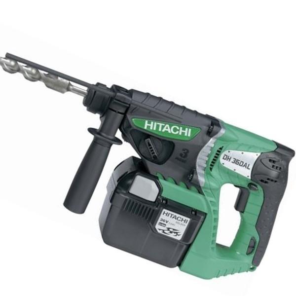 Hitachi perforateur burineur sds plus 36v 2 8j 2x2 6ah - Perforateur sans fil hitachi ...