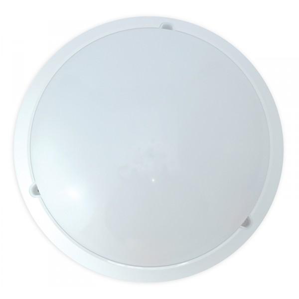 vision el plafonnier led 18w eq 160w diam 300mm couleur eclairage blanc chaud 3000. Black Bedroom Furniture Sets. Home Design Ideas
