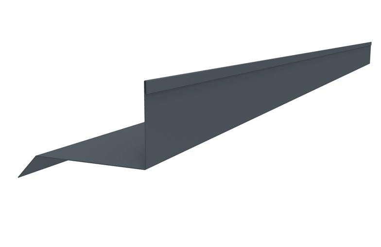joris ide rive contre mur pour t les et panneaux sandwichs en acier couleur au choix. Black Bedroom Furniture Sets. Home Design Ideas
