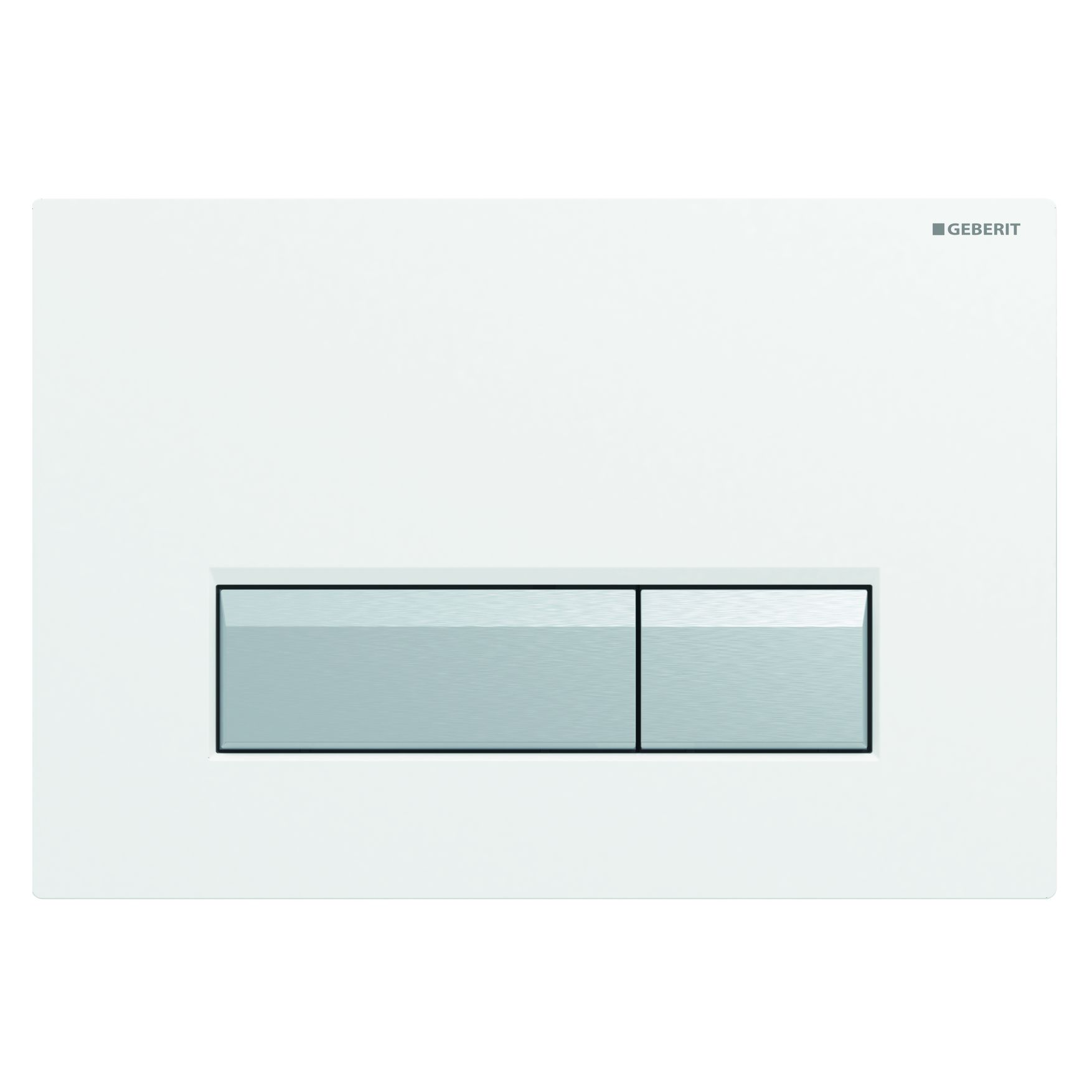 geberit plaque de commande sigma 40 pour b ti support duofresh verre blanc distriartisan. Black Bedroom Furniture Sets. Home Design Ideas