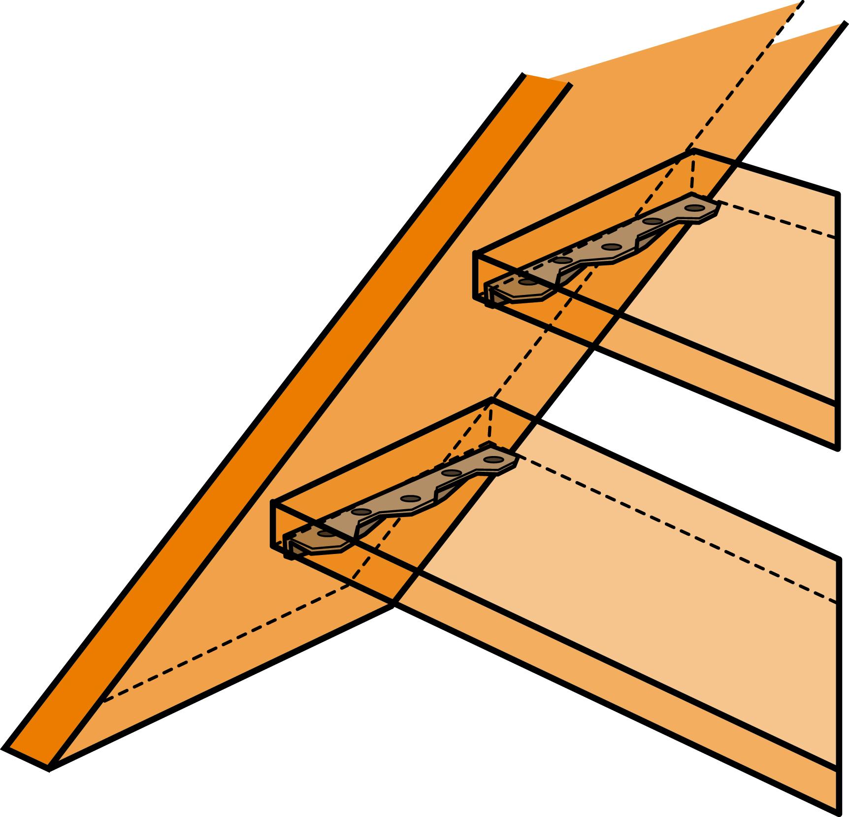 Assez Simpson - Cornières pour marche dimensions au choix - Distriartisan JF88