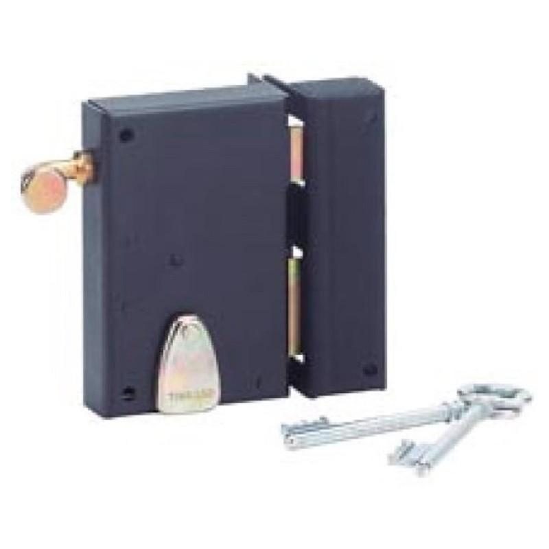 thirard serrure en applique verticale thirard pour porte ext rieure tirage gauche. Black Bedroom Furniture Sets. Home Design Ideas