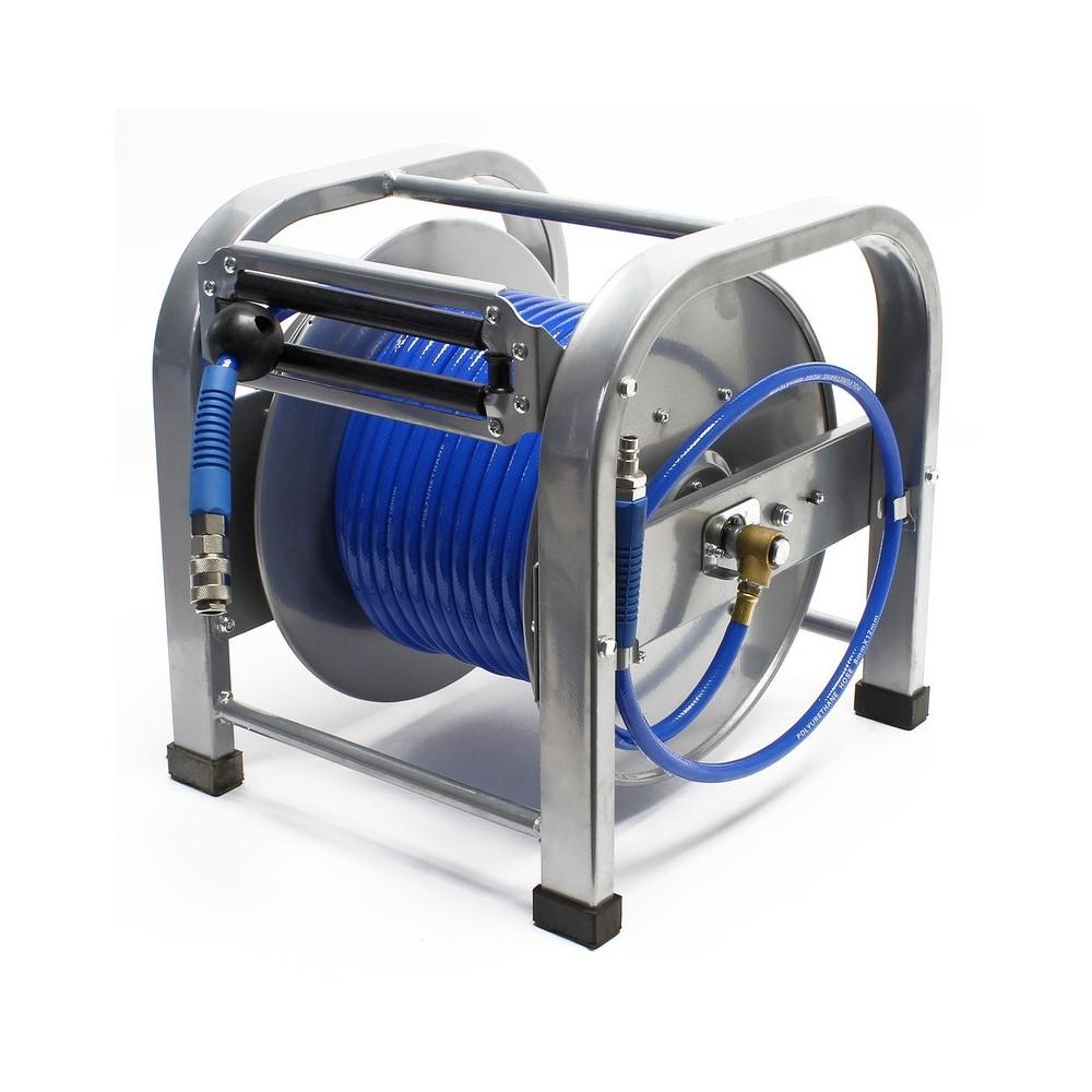 Monmobilierdesign tuyau air comprim avec enrouleur - Enrouleur air comprime ...